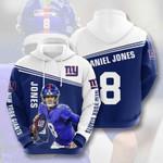 Sports American Nfl New York Giants 3D All Over Print Hoodie, Zip-up Hoodie