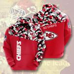 Nfl Kansas City Chiefs 3D All Over Print Hoodie, Zip-up Hoodie