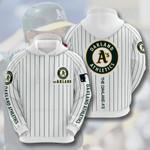 Oakland Athletics  3D All Over Print Hoodie, Zip-up Hoodie