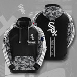 Mlb Chicago White Sox 3d All Over Print Hoodie, Zip-Up Hoodie