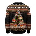Harry Potter Ugly Christmas Sweater, All Over Print Sweatshirt