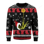 Sunflower You Are My Sunshine Ugly Christmas Sweater, All Over Print Sweatshirt
