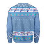 The Rock Dwayne Johnson Always Be You Ugly Christmas Sweater, All Over Print Sweatshirt