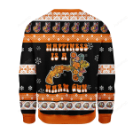 Happiness Is A Warm Gun Ugly Christmas Sweater, All Over Print Sweatshirt