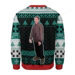 Robert Pattinson Ugly Christmas Sweater, All Over Print Sweatshirt