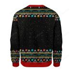Crochet Keep My Hand Busy Ugly Christmas Sweater, All Over Print Sweatshirt