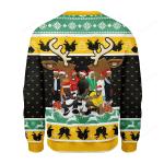 Wu Tang Clan Ugly Christmas Sweater, All Over Print Sweatshirt