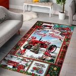 Red Tractor Country Rug RBSMT TTVNZAB