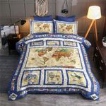World Travel Bedding Set PBGJ YUY BUBL