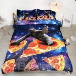 Sloth And Pizza Bedding Set PAEJ YUY BUBL