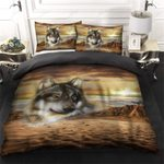 Beauty Wolf Bedding Set PBEH YUY BUBL