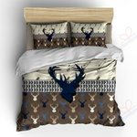Hunting Deer Bedding Set PAGH YUY BUBL