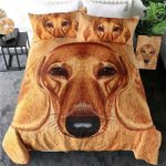 Dachshund How Cute Am I Bedding Set PCLA YUY BUBL