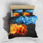 Ice And Fire Bedding Set PCIB YUY BUBL