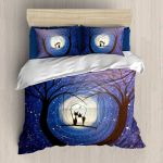 Cat Heart Bedding Set PAUX YUY BUBL
