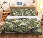 Painting Plants Bedding Set PAAE YUY BUBL