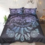 Wolves Heart Bedding Set PAFW YUY BUBL