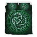 Ireland Snake Celtic Knot Bedding Set PCKY YUY BUBL