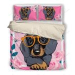 Mister Dachshund Bedding Set PCES YUY BUBL