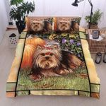 Yorkshire Terriers Cute Bedding Set PBWM YUY BUBL