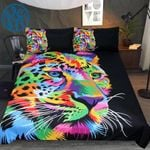 Fast And Focused Cheetah Bedding Set PBJE YUY BUBL