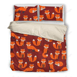 Little Red Fox Bedding Set PCCH YUY BUBL