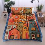 House Bedding Set PCPS YUY BUBL