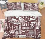 Microphone Disc Bedding Set PAIJ YUY BUBL