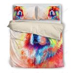 Chow Chow Painting Bedding Set PBIB YUY BUBL