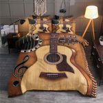 Guitar Classic Music Notes Bedding Set PCQM YUY BUBL
