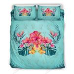 Hibiscus Flower Bedding Set PAWX YUY BUBL