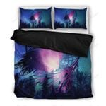 Wolf Sky Bedding Set PBOO YUY BUBL