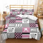 Pretty And Nice Just Not On The Ice Bedding Set PAOP YUY BUBL