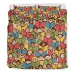 Librarian Library Book Lover Bedding Set PBRF YUY BUBL