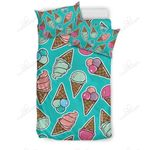 Ice Cream Yummy Cool Bedding Set PABO YUY BUBL