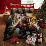 Horse Painting Bedding Set PBTT YUY BUBL