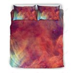 Abstract Nebula Cloud Galaxy Space Bedding Set PACG YUY BUBL
