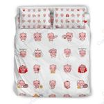 Pig Lovers Bedding Set PAYQ YUY BUBL
