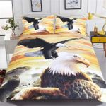 Eagles Queen Bedding Set PCHT YUY BUBL