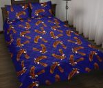 Eagle Blue Bedding Set PCGC YUY BUBL