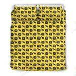 Yellow Boston Terriers Woof Bedding Set PCQL YUY BUBL