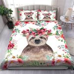 Sloth Color Bedding Set PASL YUY BUBL