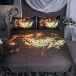 Golden Whale Bedding Set PCCJ YUY BUBL
