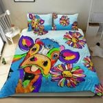 Cow Lovers Daisy Bedding Set PBCL YUY BUBL