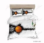 Sport The Game Begins Bedding Set PBAV YUY BUBL
