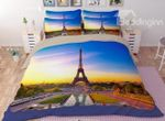 Famous Eiffel Tower Bedding Set PAPT YUY BUBL