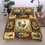 Chicken Flower Bedding Set PCTW YUY BUBL