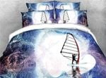 Surfing And Water Bedding Set PBWE YUY BUBL
