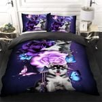 Siberian Husky Magical Bedding Set PCNW YUY BUBL