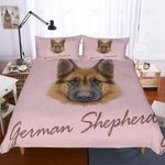 German Shepherd Bedding Set PANJ YUY BUBL